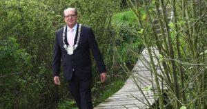 Burgemeester Boy Swachten
