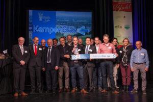 KempenGlas Bladel Kempentrofee 2015, glasvezel bladel